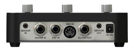 Source Audio Soundblox Pro Multiwave BASS Distortion Rear View