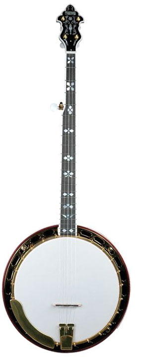 RK-R82 Professional Banjo with Gold Hardware