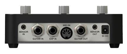 Source Audio Soundblox Pro Multiwave Distortion Rear View