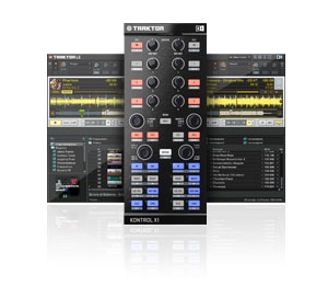 Native Instruments Traktor Kontrol X1 View 2
