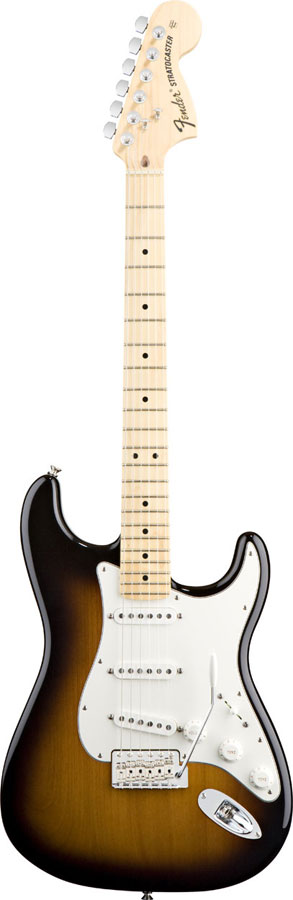 American Special Stratocaster - 2-Color Sunburst