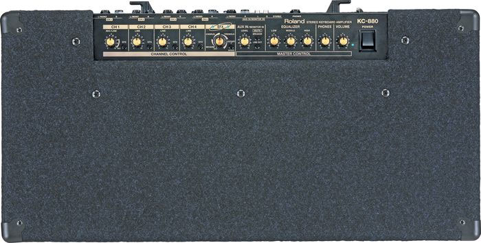 Roland KC-880Control Panel