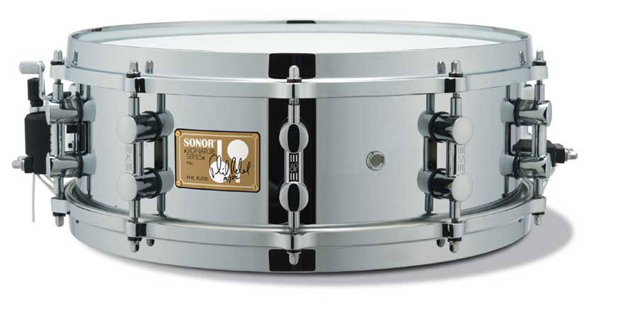 Phil Rudd AC/DC Signature Snare Drum - 5x14 Inches