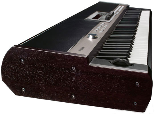 Yamaha CP1 Side View