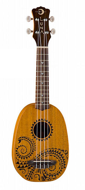Tattoo Pineapple Ukulele