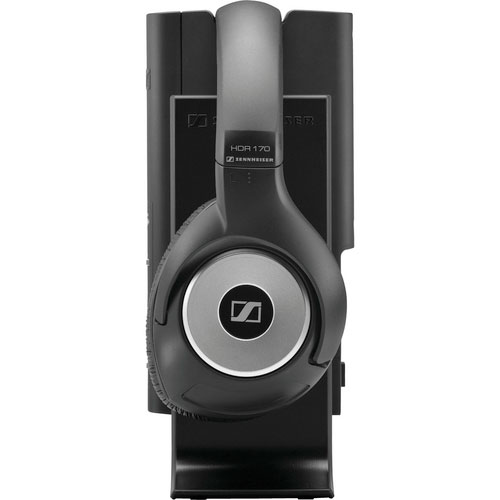 Sennheiser RS170 Wireless Headphones  Left Profile