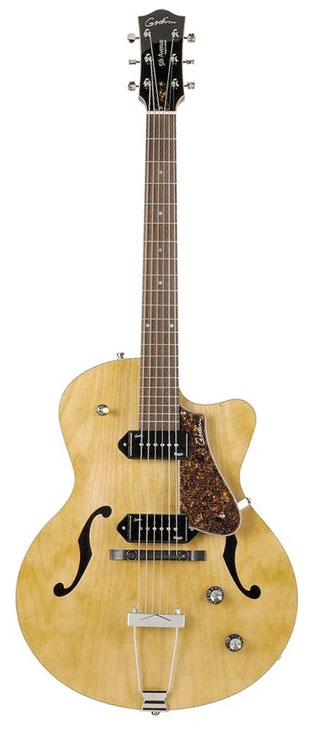 Godin 5th Avenue CW Kingpin II Archtop Natural