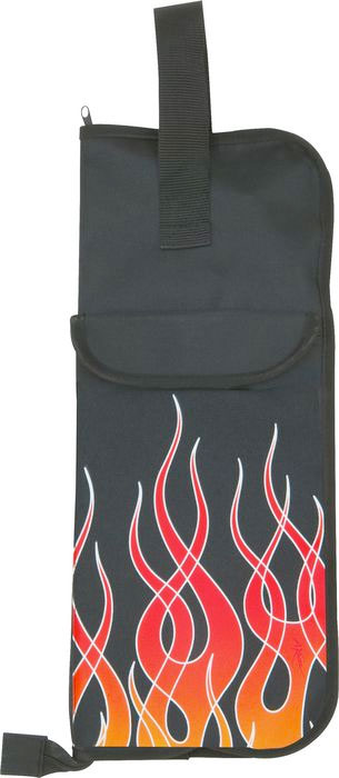 Grafix Xpress Stick Bag - Hot Rod Flame