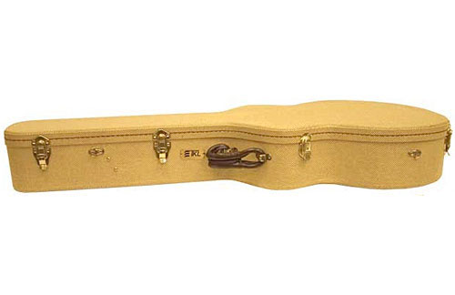 Professional Arch-Top Jumbo Guitar Case Tweed - 8920TW
