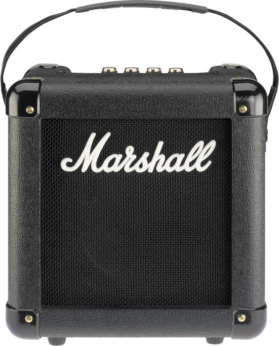 Marshall MG2FX Front View
