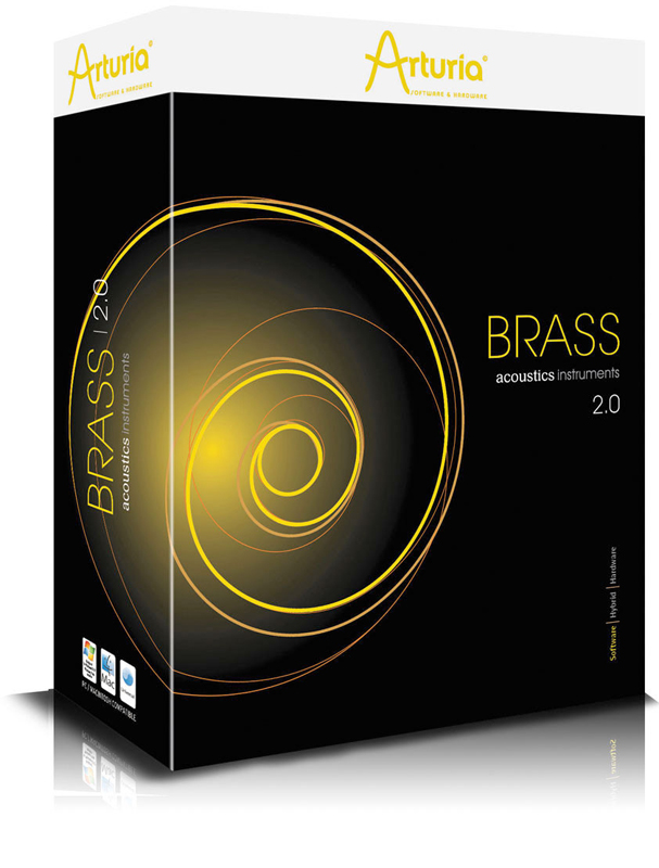 Arturia Brass 2 + EWI USB Bundle Box View