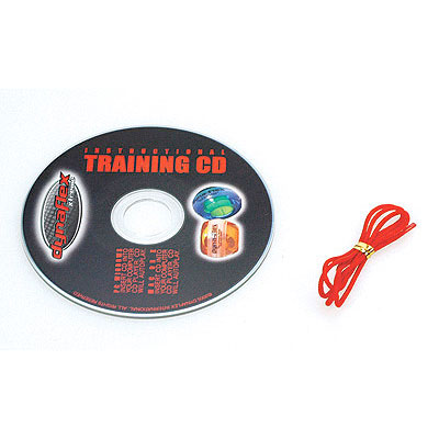 Includes Training CD and Starter Cord