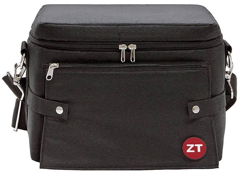 ZT Amplifiers Junior Lunchbox Carry Bag Front View
