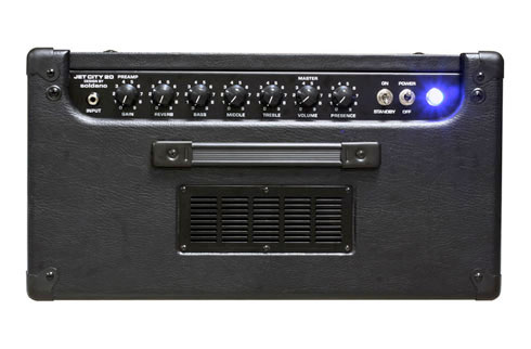 Jet City Amplification JCA2112RC Top View