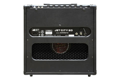 Jet City Amplification JCA2112RC Rear View
