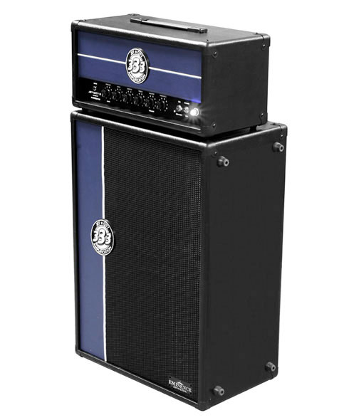 Jet City Amplification JCA24S Stack, Head sold seperatly