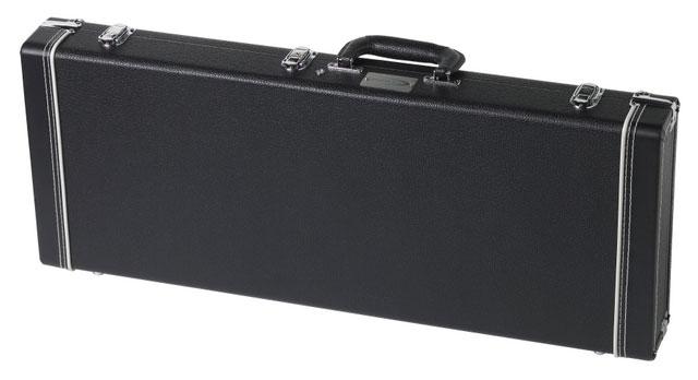 Black Tolex Hardshell Case