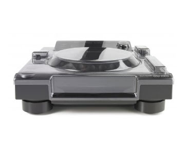 Mixware Decksaver CDJ-2000CF Cover Front View