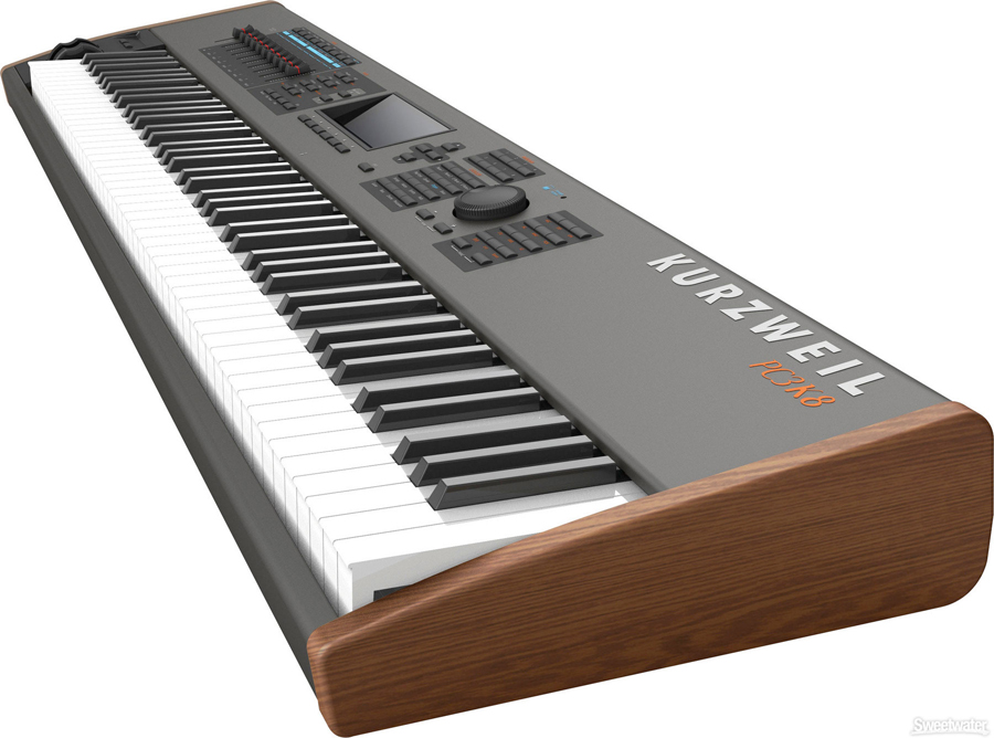 Kurzweil PC3K8 *Bundle Side View