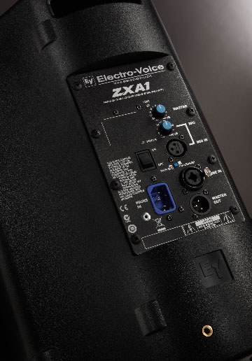 ZXA1-90B Input Panel