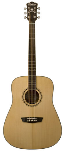 WD10S Acoustic Guitar - Natural