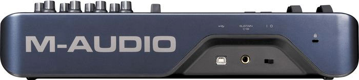 M-Audio Oxygen 25 Ignite Rear View