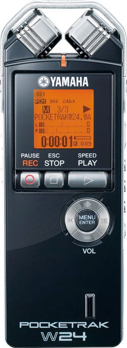 PocketTrak W24