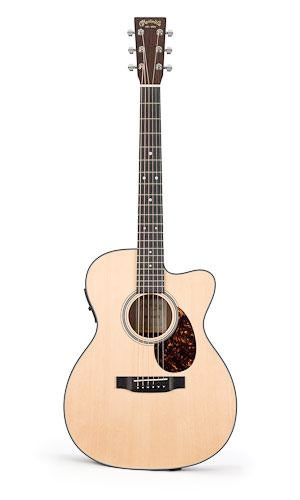 OMC-16GTE Acoustic Electric Guitar