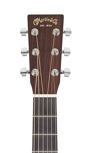 Martin OMC-16GTE Acoustic Electric Guitar Headstock
