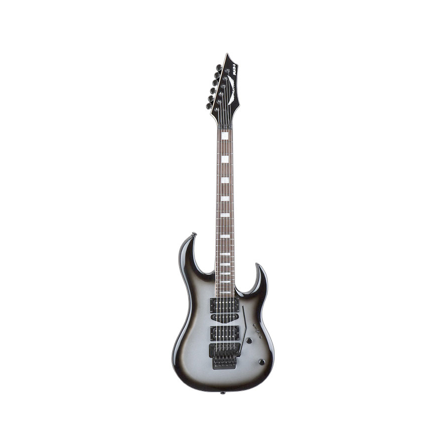 Dean MAB-3 Michael Angelo Batio Silver Burst Finish