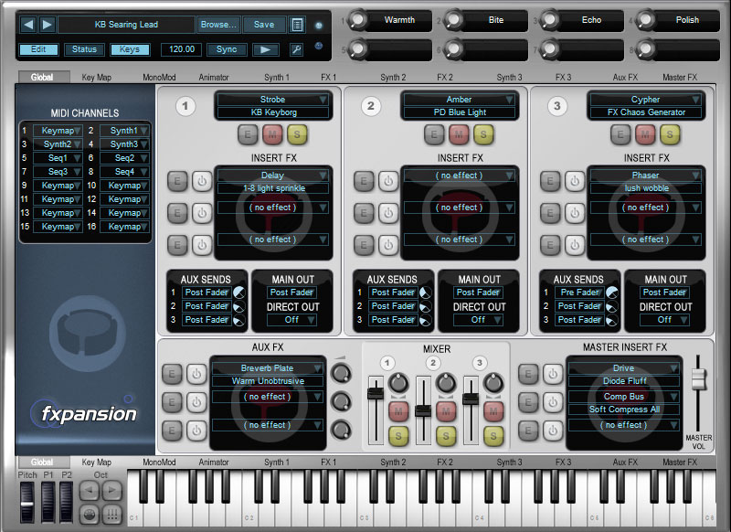 Fxpansion DCAM: Synth Squad  Screenshot 4