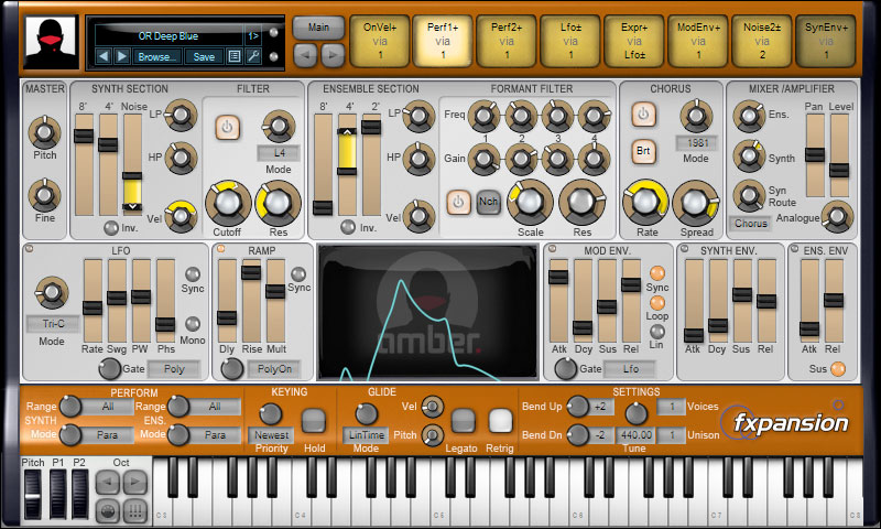 Fxpansion DCAM: Synth Squad  Screenshot 2