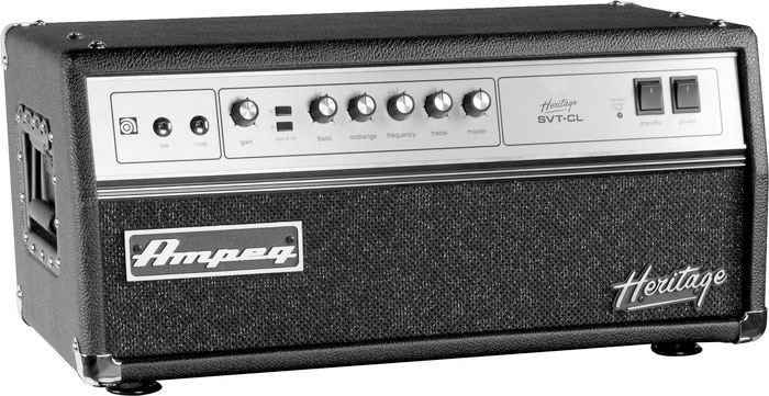 Ampeg Heritage Series HSVT-CLAngled View