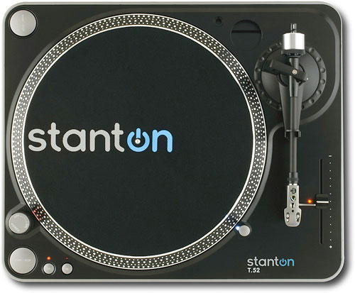 Stanton T52B-NA Refurbished Top View