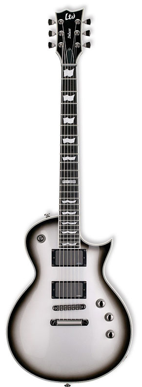ESP LTD EC-1000 Silver Sunburst