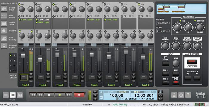 Cakewalk V Studio 20 Screenshot 1