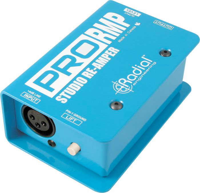 Pro RMP Direct Box