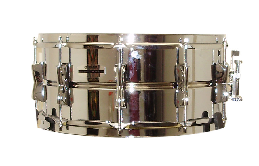 Yamaha SCB4F47 4-Piece Stage Custom Birch - Raspberry Metallic View 3