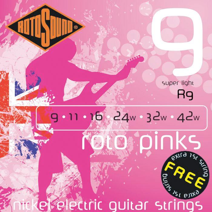 Roto Pinks R9