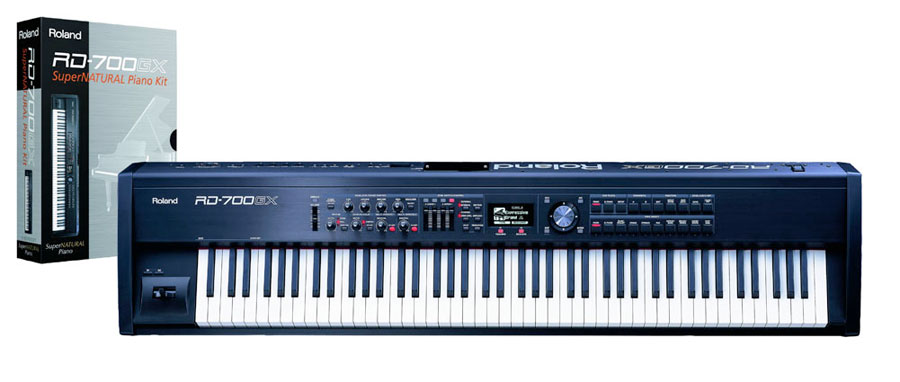 RD-700GXF Plus SuperNATURAL Digital Stage Piano
