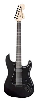 Jim Root Stratocaster® Ebony Fretboard Flat Black