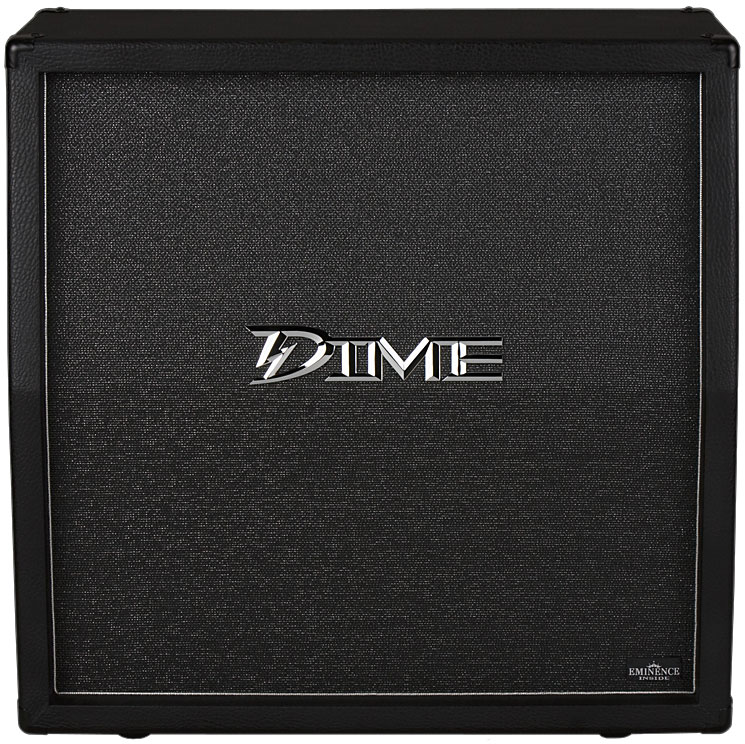 Dime Amplification Dimebag 4x12 Half Stack D412 Cabinet Large View