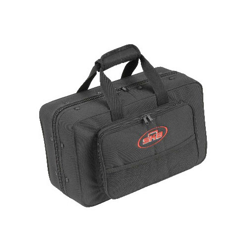 SKB SC325 Cornet Soft Case Closed View