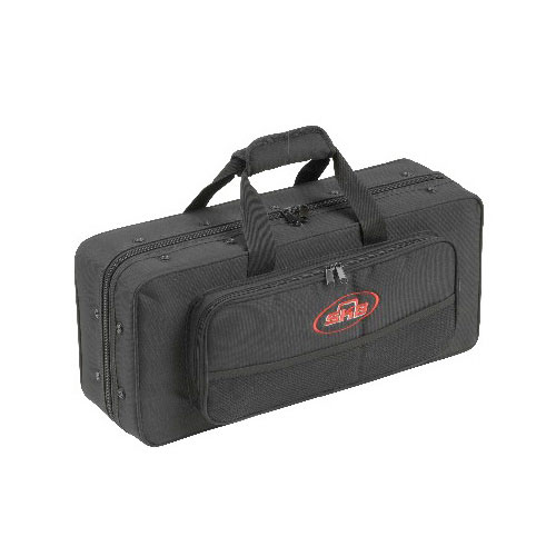 SKB SC330 Rectangular Trumpet Soft Case Closed View