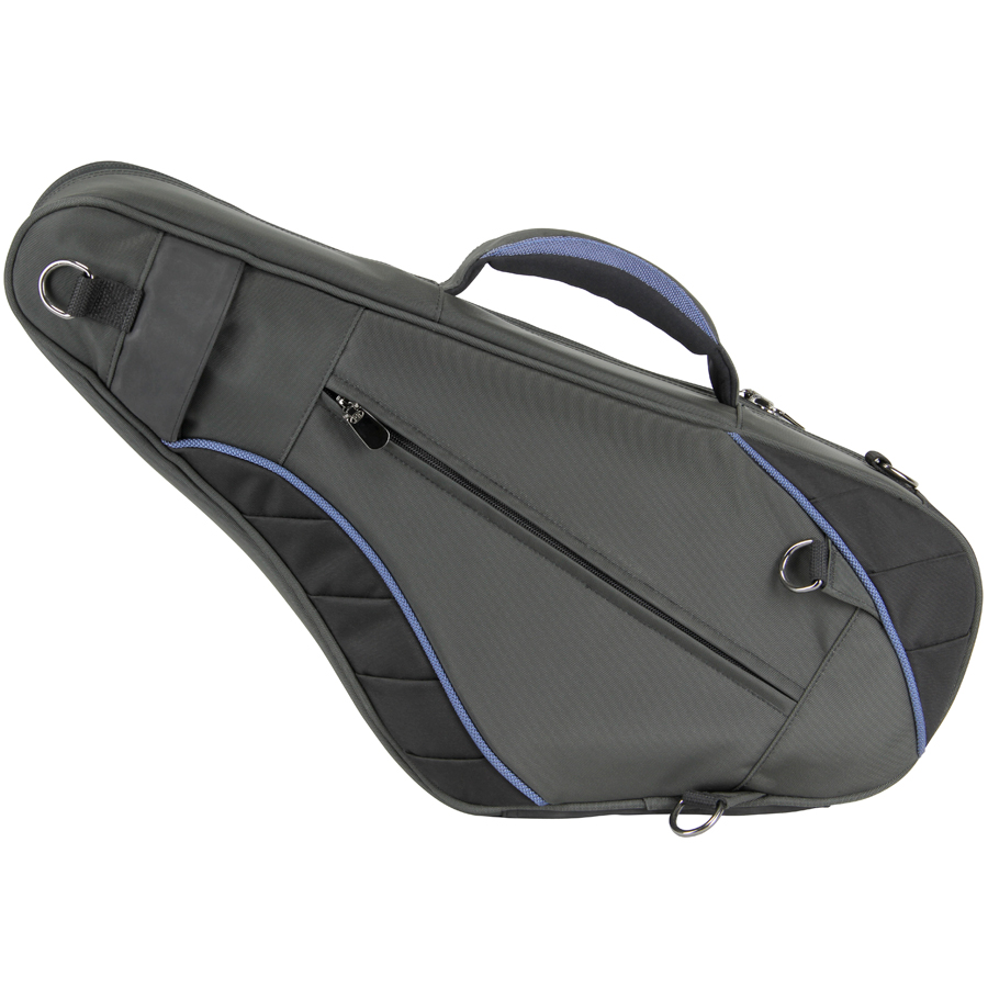 Reunion Blues RBAS1 Alto Sax Case Rear View