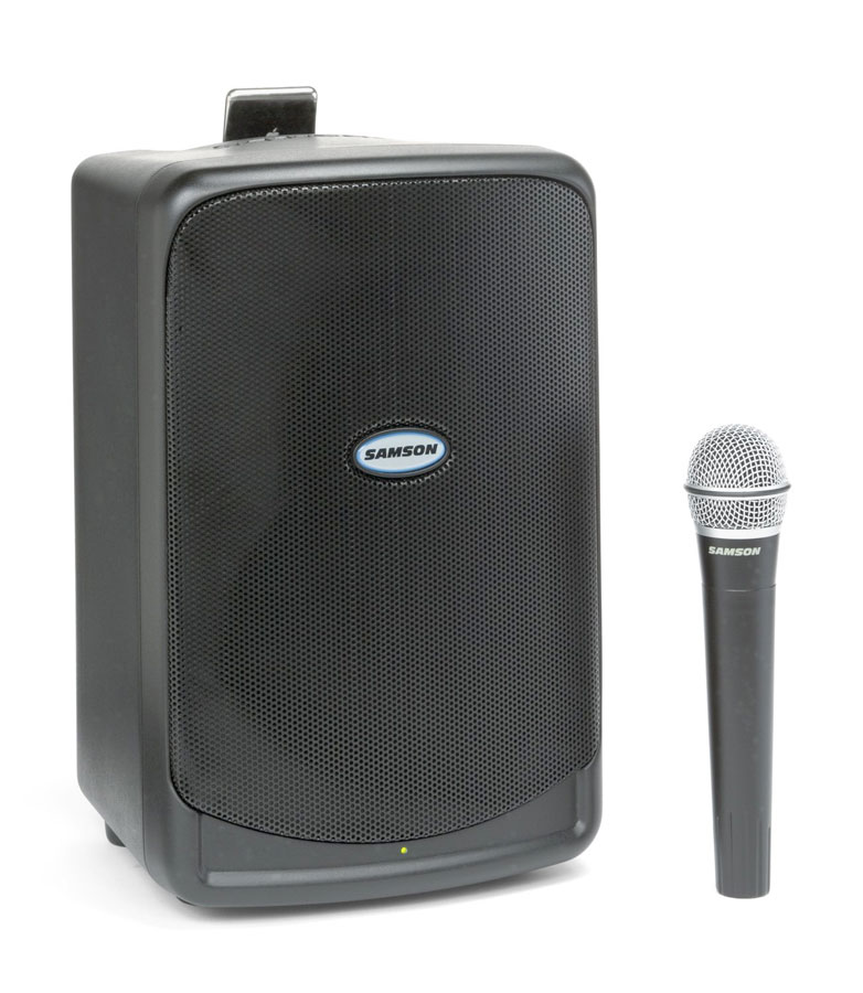 XP40iW Portable PA System with Wireless Mic CH11
