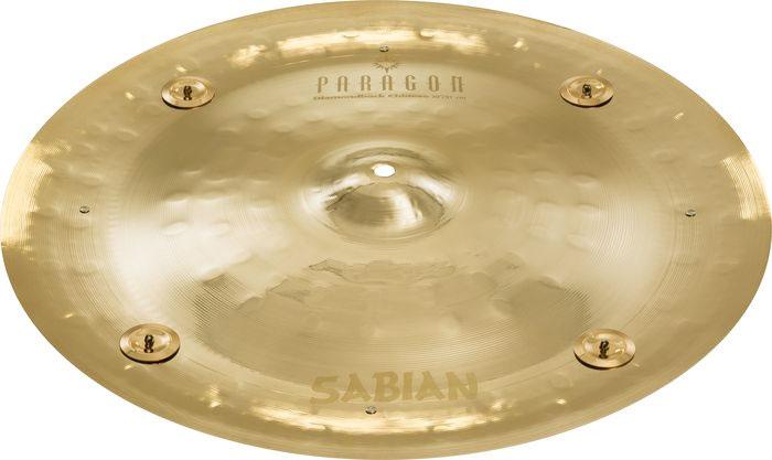 Neil Peart Paragon Diamondback Chinese 20-Inch Cymbal
