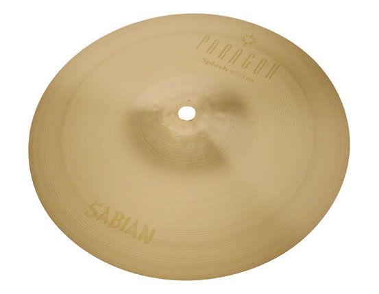 Neil Peart Paragon Splash Cymbal 10-Inch