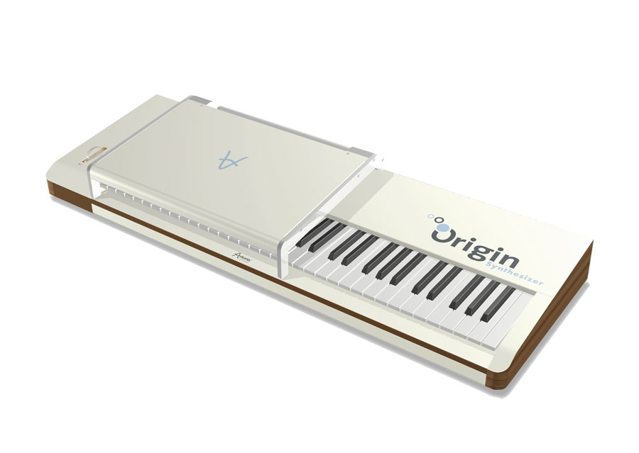 Arturia Origin Keyboard Closed