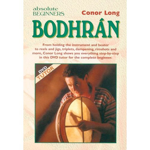 Long-Absolute Beginners Bodhran DVD